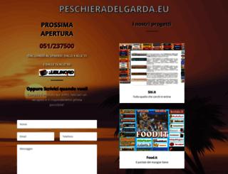 peschieradelgarda.eu screenshot