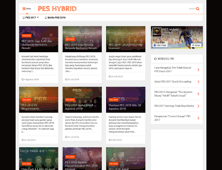 peshybrid.blogspot.com screenshot