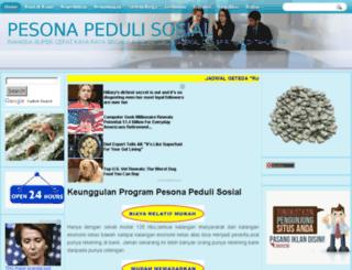 pesonaku99.blogspot.com screenshot