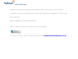 pesquisas.quitz.com.br screenshot