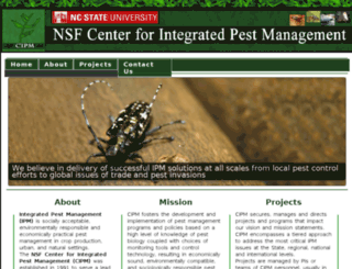 pestdata.ncsu.edu screenshot