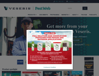 pestweb.com screenshot