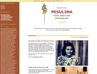pesulimahistory.com screenshot