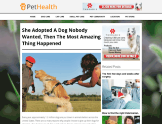 pet-corners.com screenshot