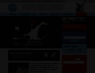 petafrance.com screenshot
