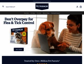 petarmor.com screenshot