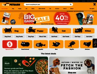 petbarn.com.au screenshot