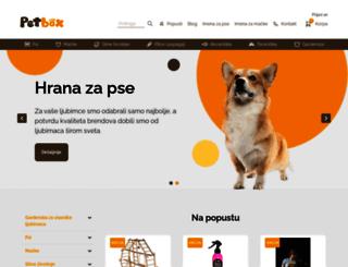 petbox.rs screenshot