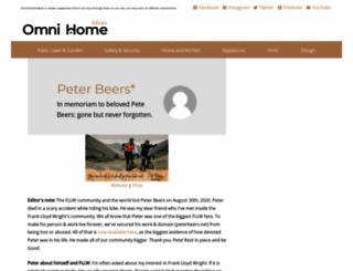peterbeers.net screenshot