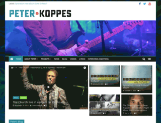 peterkoppes.com screenshot