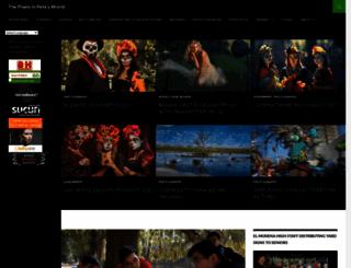 peterphun.com screenshot
