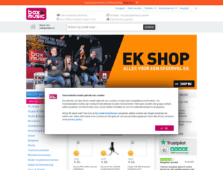 peterverspuy.nl screenshot