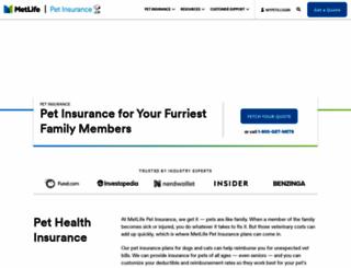 petfirst.com screenshot