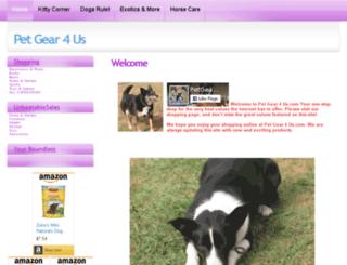 petgear4us.com screenshot