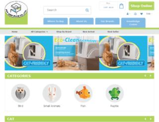 petgenplus.com screenshot