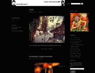 pethakilan.wordpress.com screenshot