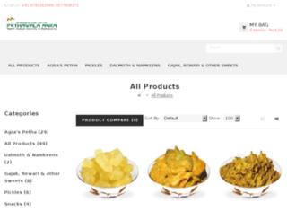 pethawalaagra.com screenshot