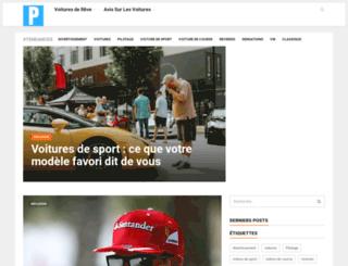 petit-garage.fr screenshot