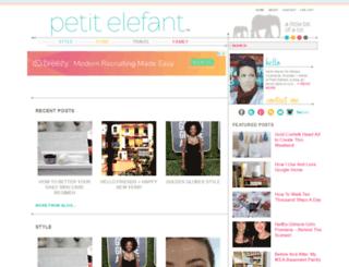 petitelefant.com screenshot