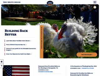 petitions.whitehouse.gov screenshot
