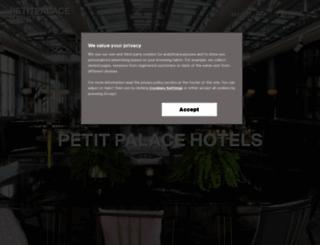 petitpalace.com screenshot