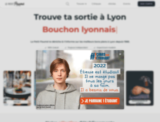 petitpaume.com screenshot