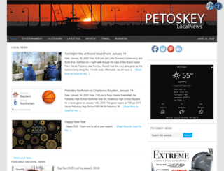 petoskeylocalnews.com screenshot