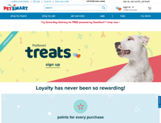 petperks.com screenshot