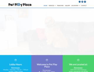 petplayplace.com screenshot
