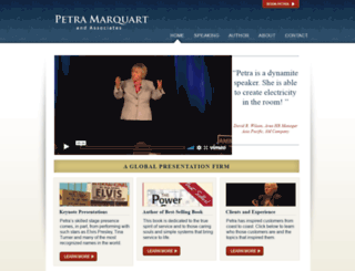 petramarquart.com screenshot