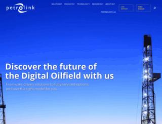petrolink.com screenshot