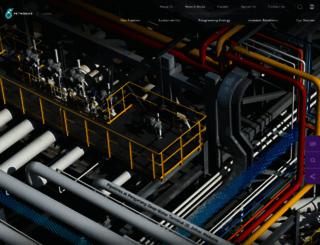 petronas.com screenshot