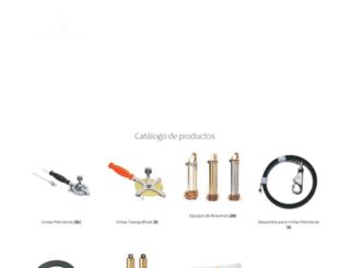 petropartes.com screenshot
