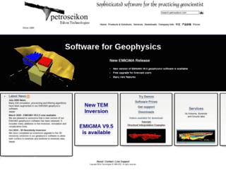 petroseikon.com screenshot