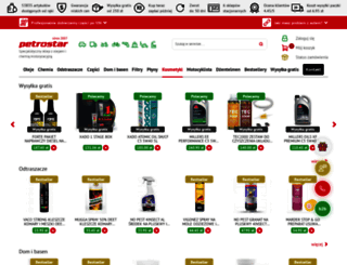 petrostar.pl screenshot