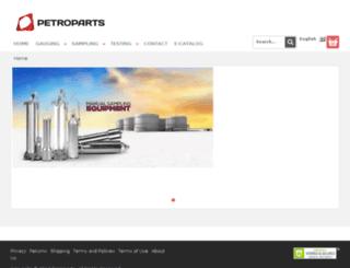 petrostore.us screenshot