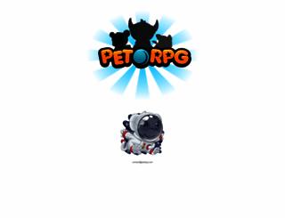 petrpg.com screenshot