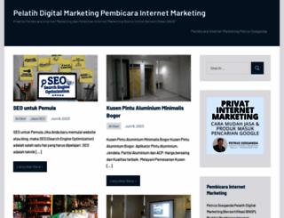 petrussoeganda.com screenshot