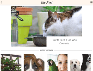 pets.thenest.com screenshot