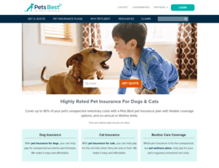petsbest.com screenshot