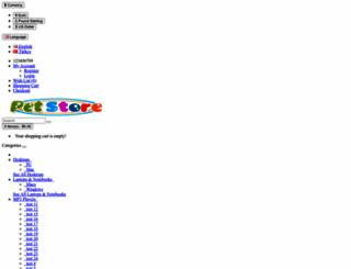 petshop.hekimabi.com screenshot