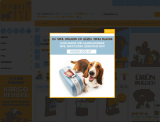 petshoptaneve.com screenshot