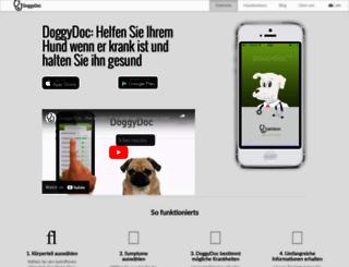 petsicon.de screenshot
