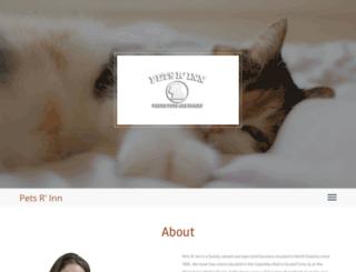 petsrinn.net screenshot
