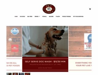 petstufftonka.com screenshot