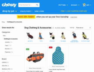 petstyle.com screenshot