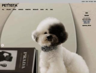 pettista.com screenshot