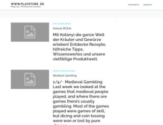 petulaetcaetera.com screenshot