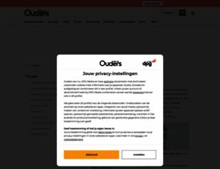 peuterkleuter.jongegezinnen.nl screenshot