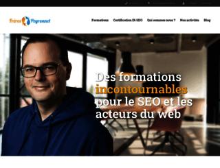 peyronnet.eu screenshot